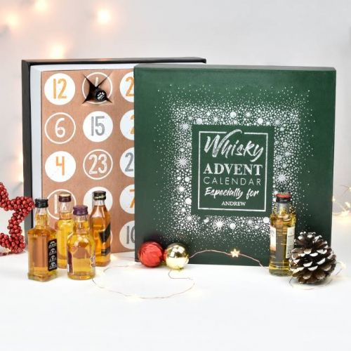 Personalised Advent Calendar - Whisky